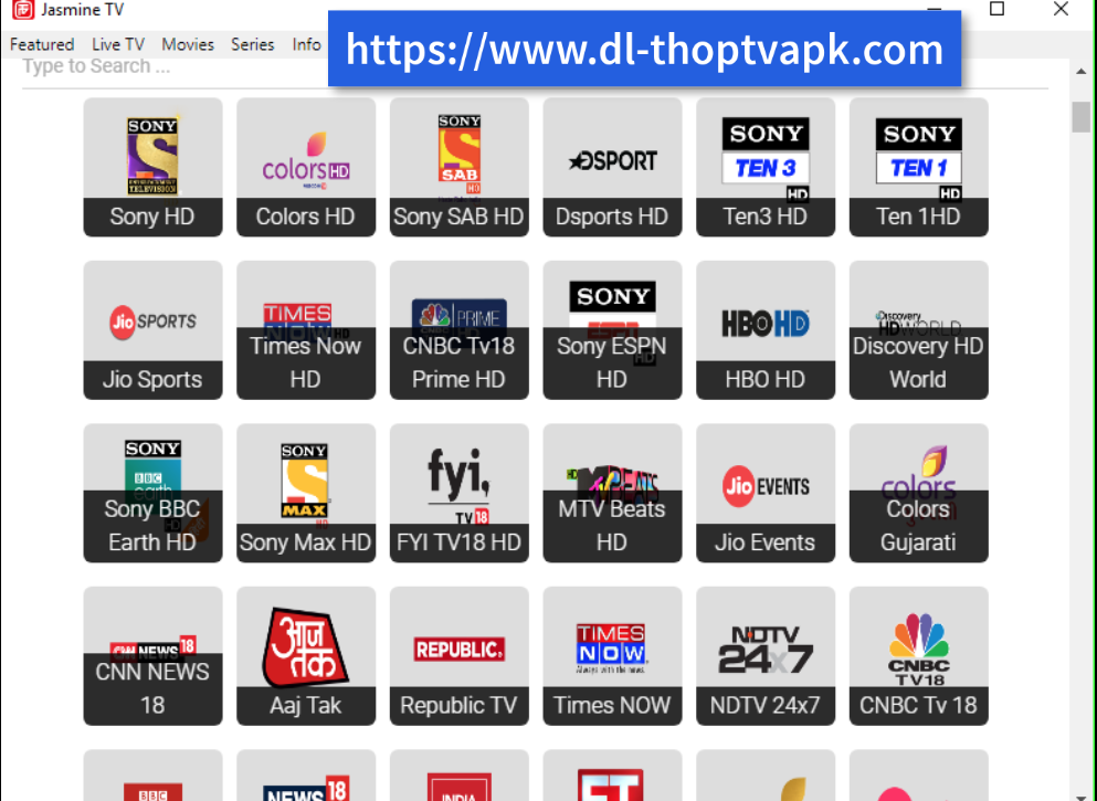 ThopTV Free Download For Mac